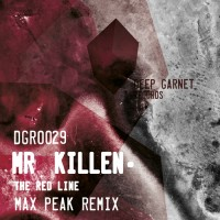 Mr. Killen - The red line + Max Peak RMX (DGR029)