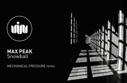 Max Peak – Snowball (+Mechanical Pressure Remix, VIM DARK 003)