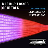 Klein & Lomar – Acid Talk – Claas Reimer Remix (Mad Music Recordings)