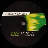 Claas Reimer – Up 2 Full Speed (Important Records)