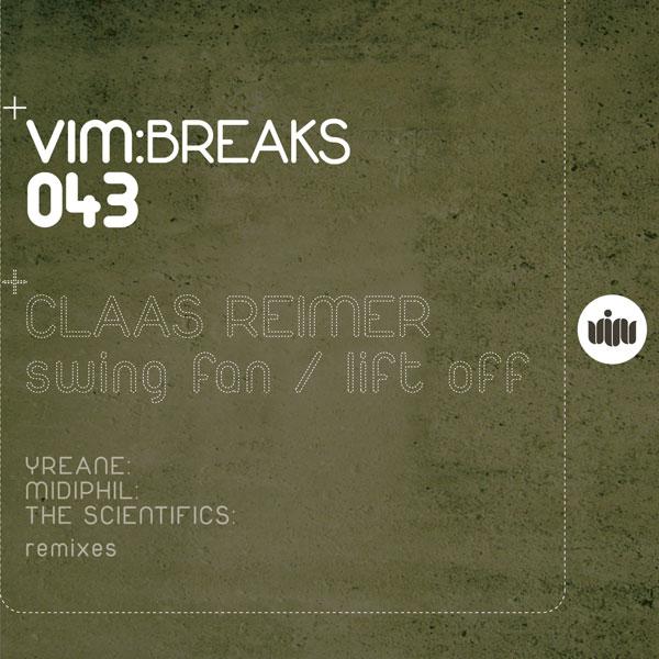 Claas Reimer – Swing Fan EP (V.I.M. Records)