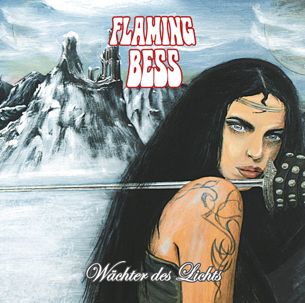 Flaming Bess – Waechter des Lichts (CD, Arkana Multimedia)