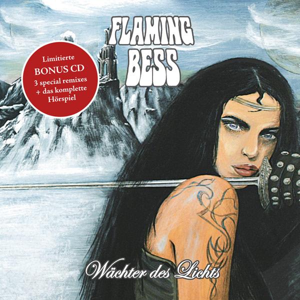 Flaming Bess – Wächter des Lichts Special Remix CD