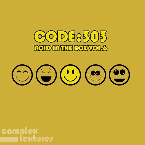 Code 303 – Acid in the Box Vol. 6