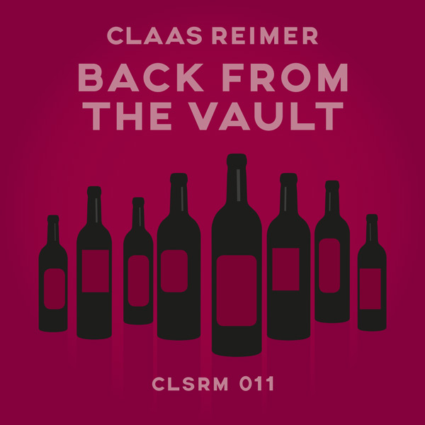 Cover Claas Reimer – Back From The Vault