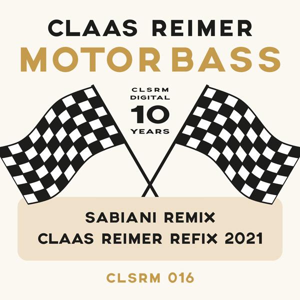 Claas Reimer – Motorbass 2021 (CLSRM016)