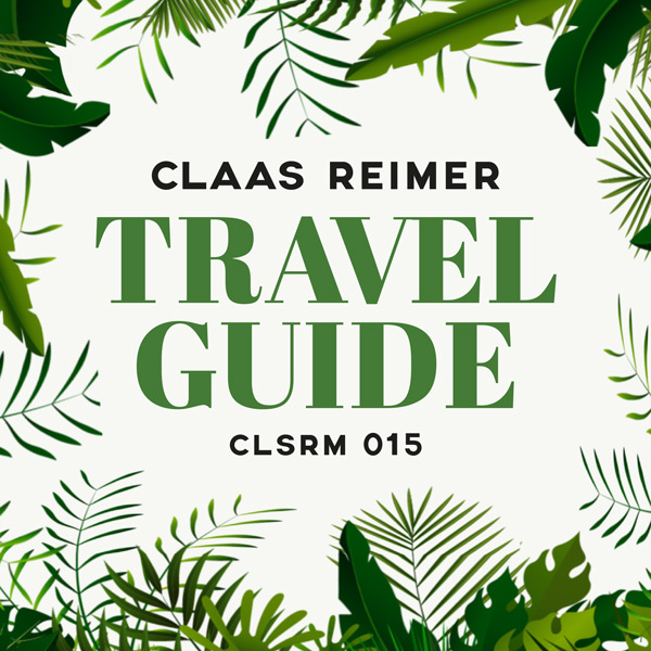 Cover Claas Reimer – Travel Guide