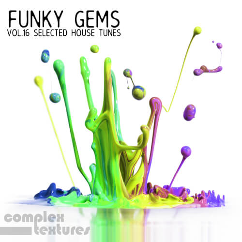Funky Gems Selected House Tunes Vol. 16