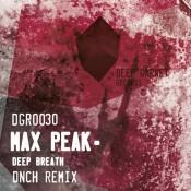 Max Peak – Deep Breath (Deep Garnet Records)