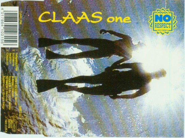 Claas one EP (No Respect Records)