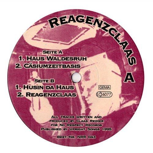 Reagenzclaas EP (No Respect Records)