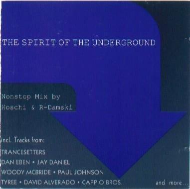 Spirit of the Underground Compilation (ZYX Music)