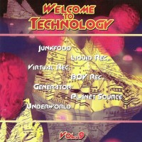 Welcome to Technology Vol. 9 (BOY Records)