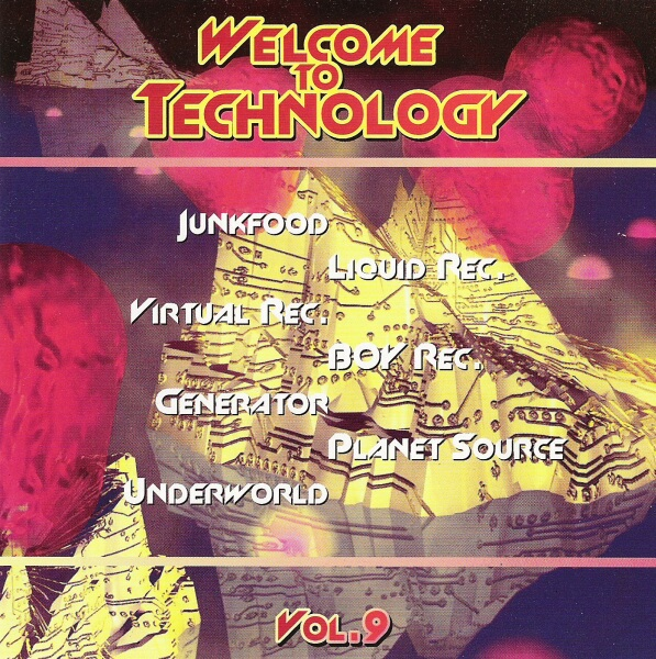 Welcome to Technology Vol. 9